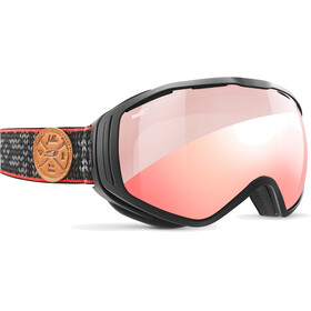 Julbo Titan Red Black/Zebra Light Red/Red